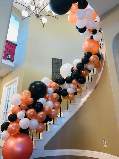 Organic Garland Balloons